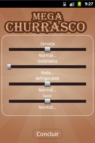 Mega Churrasco- screenshot