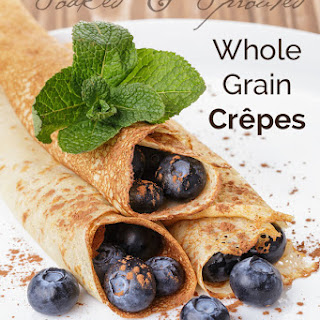 Whole Grain Crepes
