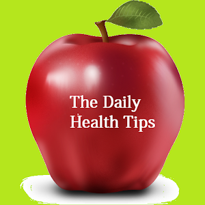 The Daily Health Tips App Icon