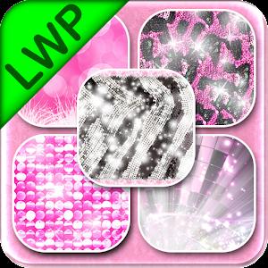 ★ Glamorous Wallpaper Pack ★ 個人化 App LOGO-APP試玩