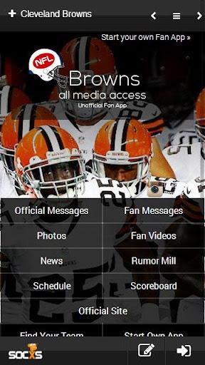 Browns Fan Club