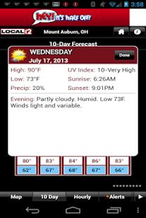 WKRC WX- screenshot thumbnail
