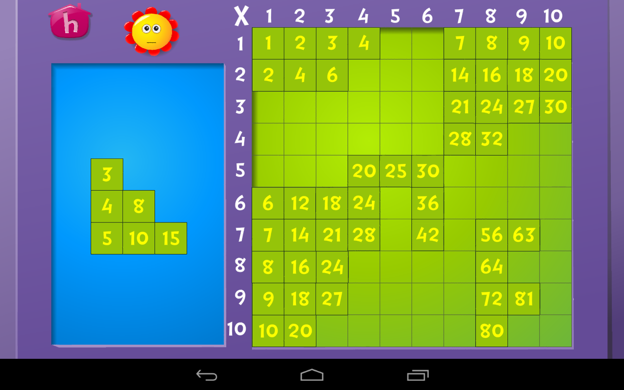 Eggy Times Tables- screenshot