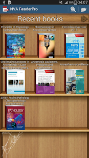 NVA ReaderPro - screenshot thumbnail