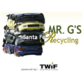 Santa Fe recycles with Mr G's