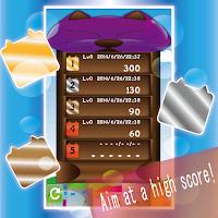 Screenshot of Cat block