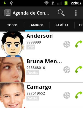 玩通訊App|Agenda de Contatos free免費|APP試玩