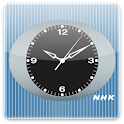 NHK Clock for Tablet logo