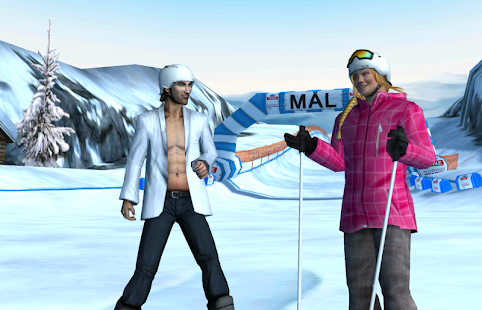 Mr. Melk Winter Games - screenshot thumbnail