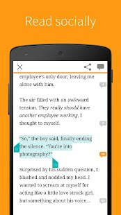 Wattpad - Free Books & Stories- screenshot thumbnail
