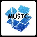 Dropbox Music Provider logo