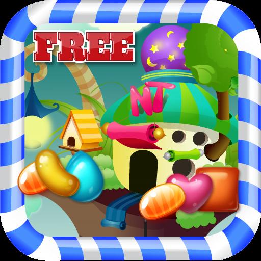 糖果世界免費 LOGO-APP點子