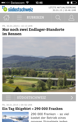 Südostschweiz Phone