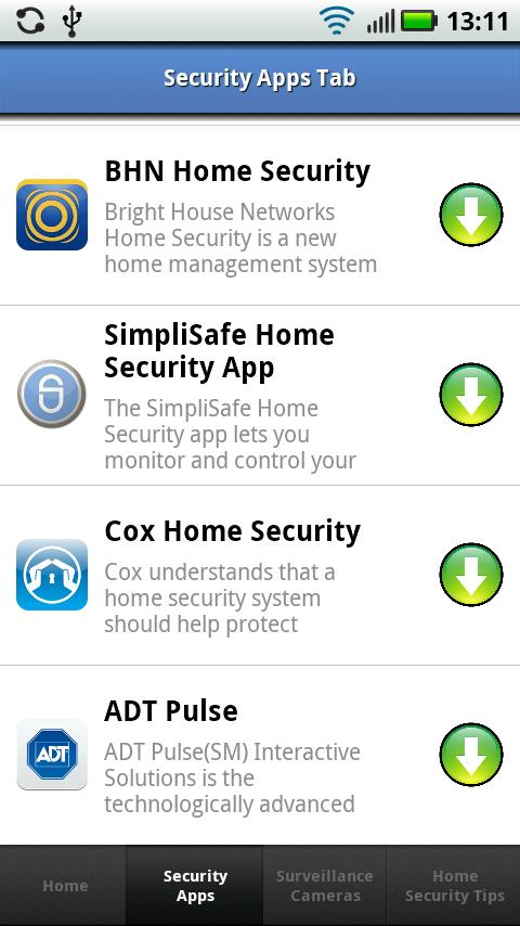 My Home Security Android Apps On Google Play