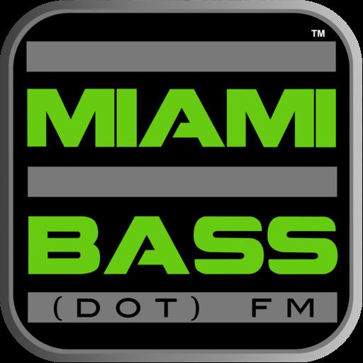 Miami Bass FM LOGO-APP點子