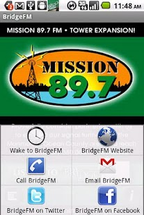 The Bridge Christian Radio - screenshot thumbnail