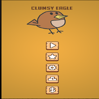 Clumsy Eagle