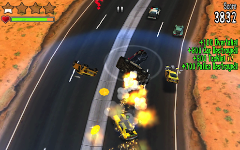 Reckless Getaway Free Screenshot 7