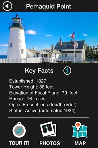 【免費旅遊App】Lighthouses of the Eastern US-APP點子
