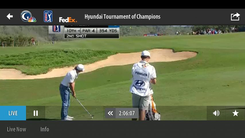 Golf Live Extra - screenshot