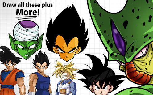 How to Draw Dragon Ball Z: Pro