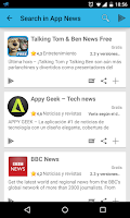 Screenshot of AppNews [Free]