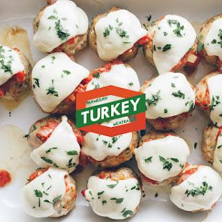 Turkey Parmesan Meatball