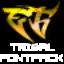 aHome Fonts: Tribal Gold Fonts