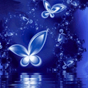 Reflections Butterfly Live Wal logo