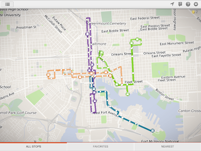 Busit! Realtime Bus Tracker- screenshot thumbnail