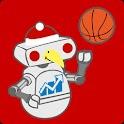 YSU Football & Basketball logo