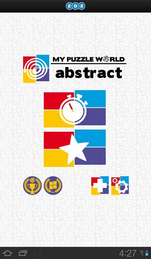 Abstract Puzzle – MPW- screenshot