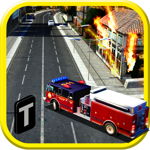 Fire Truck Emergency Rescue 3D file APK for Gaming PC/PS3/PS4 Smart TV