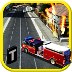 Fire Truck Emergency Rescue 3D 1.1 Apk
