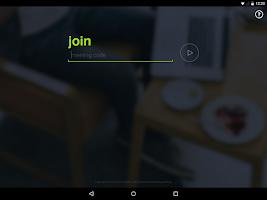 Screenshot of join.me