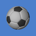 Soccerball Live Wallpaper Free icon