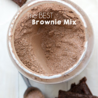 The Best Brownie Mix