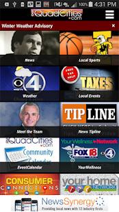CBS4 News WHBF-TV Quad Cities - screenshot thumbnail