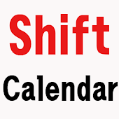 shift calendar alarm