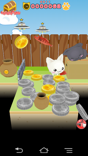 Cat&Coin [3D Coin Game]