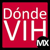 Dónde VIH México