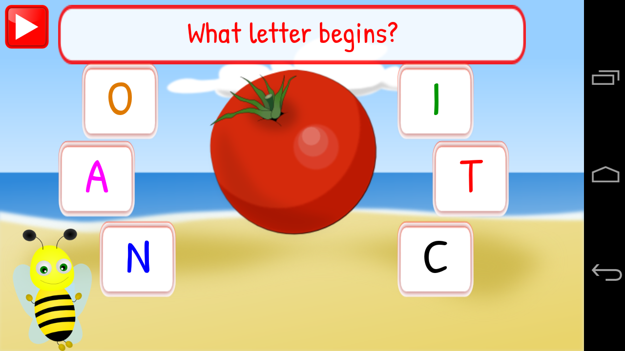 Kindergarten Learning Games- screenshot