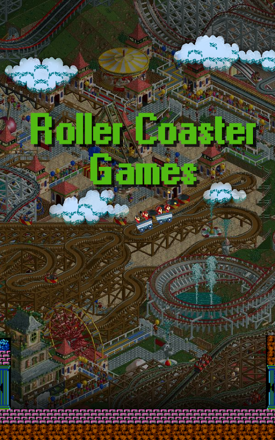 Roller Coaster Games - Android Apps on Google Play