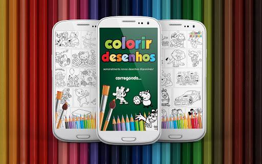 Colorir Desenhos Pintadinha