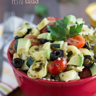 Zesty Tortellini Salad
