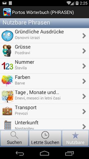 【免費旅遊App】PortosDicty Deu-Slo - FREE-APP點子