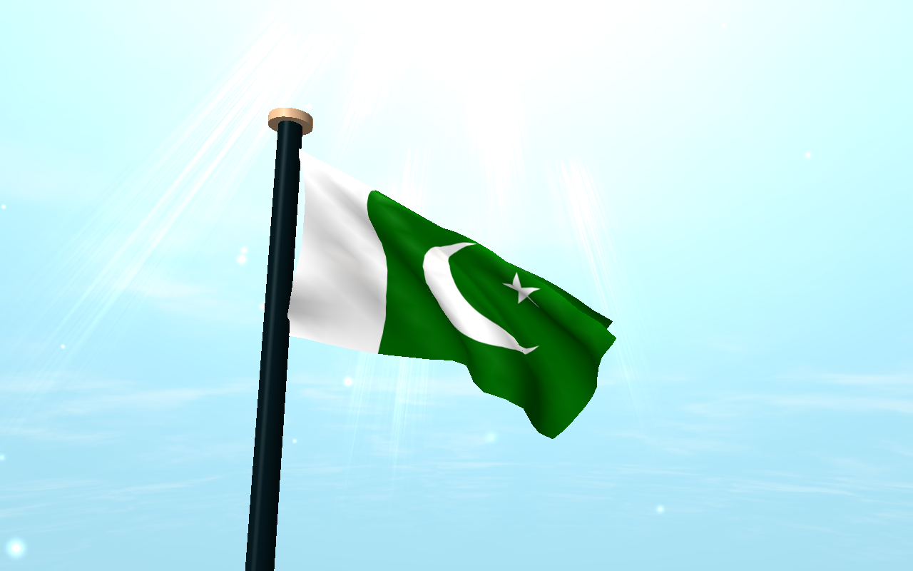 Pakistan vlag 3d achtergrond android apps op google play for 3d wallpaper for bedroom in pakistan