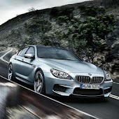 BMW M6 Gran Coupe Live Wallpap