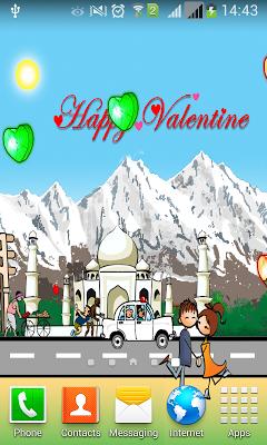 India, Live Wallpaper! - screenshot