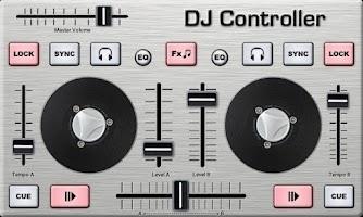 Screenshot of DJ Control